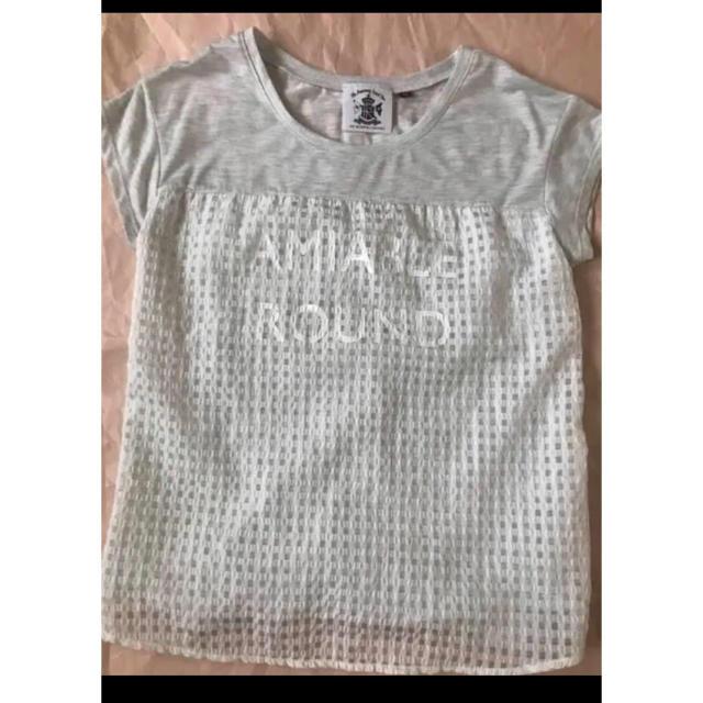 しまむら(シマムラ)の半袖Tシャツ レディースのトップス(Tシャツ(半袖/袖なし))の商品写真