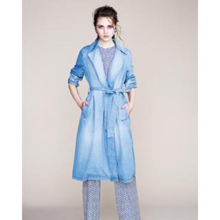 ダブルスタンダードクロージング(DOUBLE STANDARD CLOTHING)のダブルスタンダードクロージング デニム コート トレンチ  ダブスタ(トレンチコート)