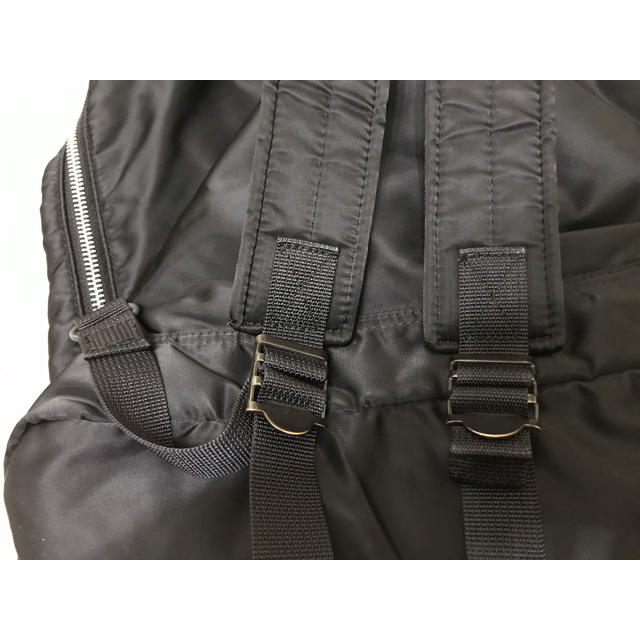 PORTER(ポーター)の【極美品】PORTER ポーター タンカー リュック 黒 吉田カバン メンズのバッグ(バッグパック/リュック)の商品写真