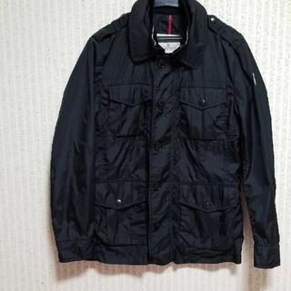 MONCLER - MONCLERモンクレール ナイロンジャケット ブラック 中古品です。