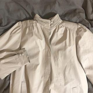 エディットフォールル(EDIT.FOR LULU)のvintage coat made in usa(ロングコート)