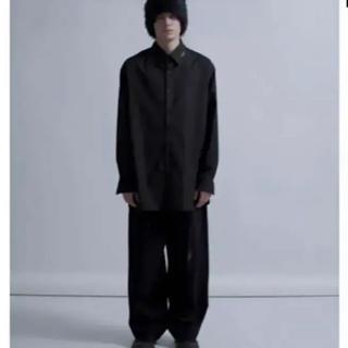 LAD MUSICIAN - ラッドミュージシャン 17aw ビッグシャツ dior homme ホワイト