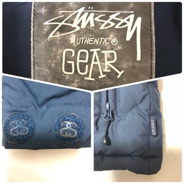 STUSSY(ステューシー)のSTUSSY ダウンジャケット メンズのジャケット/アウター(ダウンジャケット)の商品写真
