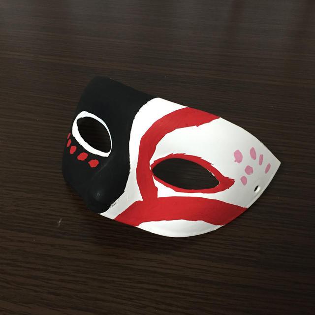 手作りマスカレイドマスク ハンドメイドのパーティー(その他)の商品写真