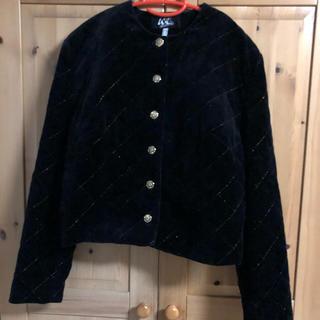 エディットフォールル(EDIT.FOR LULU)のvintage velvet jacket (ブルゾン)