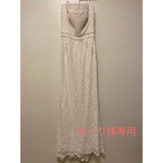 タダシショウジ(TADASHI SHOJI)のTadashi Shojiウエディングドレス(ウェディングドレス)