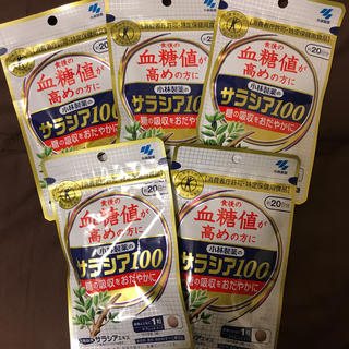 コバヤシセイヤク(小林製薬)のサラシア 100 小林製薬(その他)