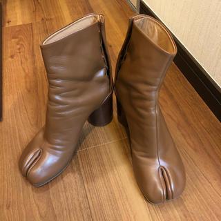 マルタンマルジェラ(Maison Martin Margiela)の売り尽くし SALE マルジェラ 2018aw限定色 足袋ブーツ(ブーツ)