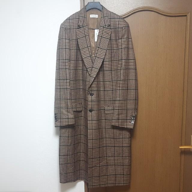 DRIES VAN NOTEN(ドリスヴァンノッテン)のこめかみ様専用  メンズのジャケット/アウター(チェスターコート)の商品写真