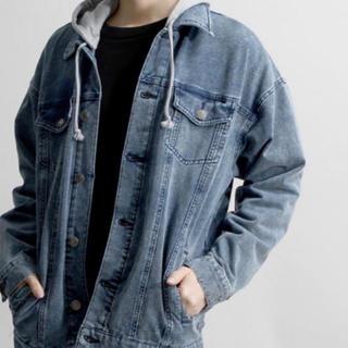 ウィゴー(WEGO)の【美品】WEGO デニムジャケット Gジャン(Gジャン/デニムジャケット)