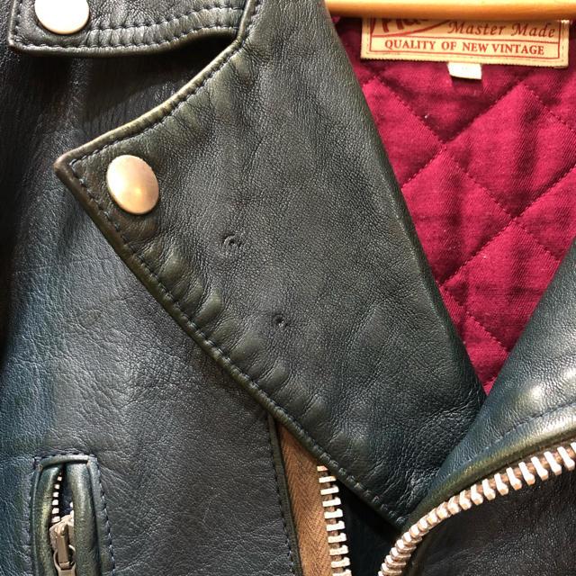 Lewis Leathers(ルイスレザー)のADDICT CLOTHES アディクトクローズ 40 ライトニング メンズのジャケット/アウター(ライダースジャケット)の商品写真