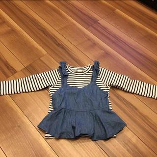 プティマイン(petit main)のプティマイン  カットソー 110(Tシャツ/カットソー)