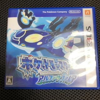 任天堂 - ポケットモンスター アルファサファイア 3DS