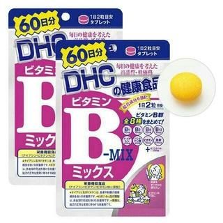 ディーエイチシー(DHC)のDHC ビタミンB 120日分(60日分*2P)(ビタミン)