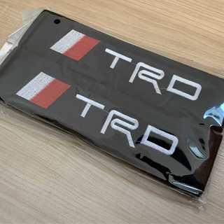 【送料無料】TRD シートベルト パッド カバー 2個