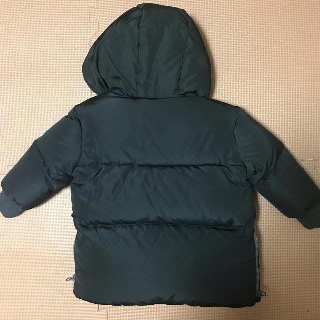 ZARA(ザラ)のZARA Baby ダウンジャケット キッズ/ベビー/マタニティのキッズ服男の子用(90cm~)(ジャケット/上着)の商品写真