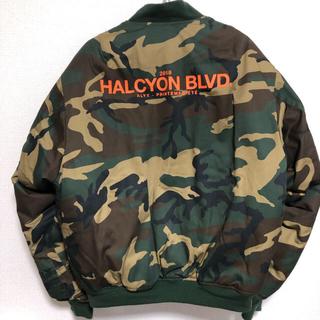 OFF-WHITE - Alyx bomber jacket アリクス ボンバージャケット
