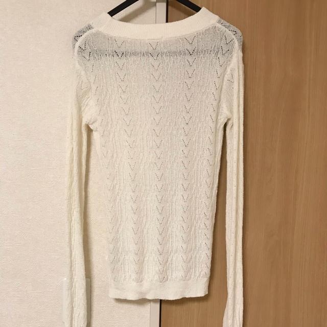 GU(ジーユー)のセーター ニット 「GU」 Mサイズです メンズのトップス(ニット/セーター)の商品写真