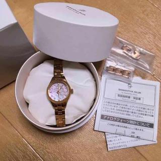 サマンサシルヴァ(Samantha Silva)の美品♡サマンサシルヴァ♡送料無料(腕時計)