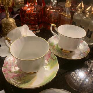 ロイヤルアルバート(ROYAL ALBERT)のROYAL ALBERT ティーカップ (食器)