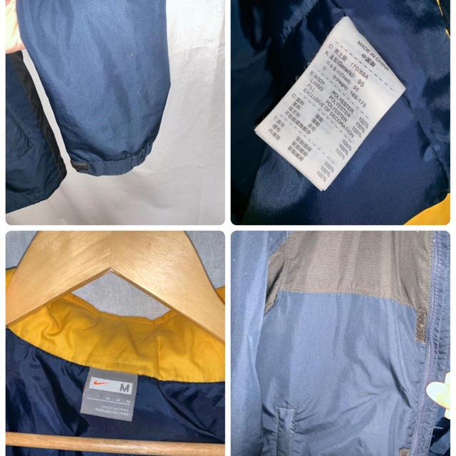 NIKE(ナイキ)のナイキ ナイロンパーカー ライナー付き ユニセックス  メンズのジャケット/アウター(ナイロンジャケット)の商品写真