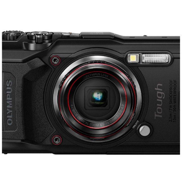 OLYMPUS(オリンパス)のtg-6 スマホ/家電/カメラのカメラ(コンパクトデジタルカメラ)の商品写真