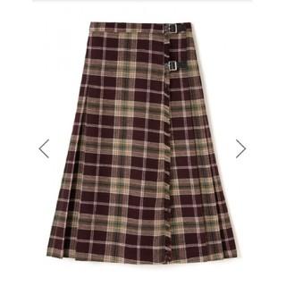 グレイル(GRL)の未使用 グレイル フリンジ ラップスカート スカート ロング(その他)