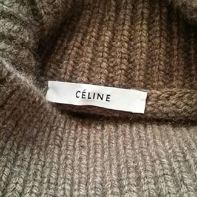celine(セリーヌ)のceline 追加画像 レディースのトップス(ニット/セーター)の商品写真