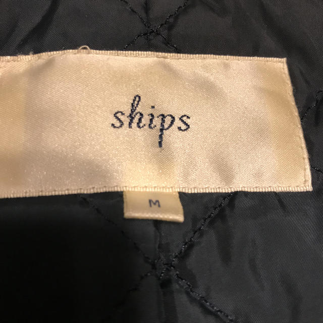 SHIPS(シップス)のships  チェックショートダッフルコート SHIPS for women レディースのジャケット/アウター(ダッフルコート)の商品写真