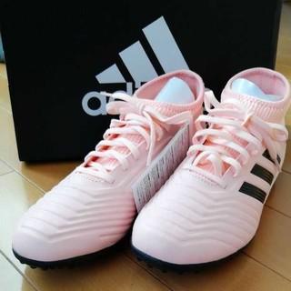 adidas - ★新品未使用★24㎝【adidas】サッカーフットサルシューズ