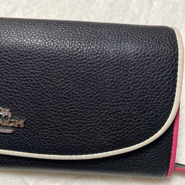 COACH✧長財布 レディースのファッション小物(財布)の商品写真