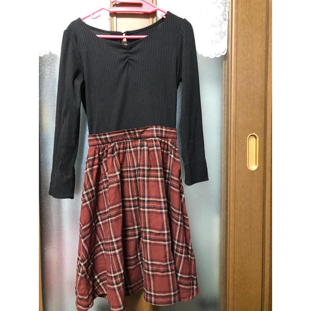 allamanda(アラマンダ)のallamanda ワンピース レディースのワンピース(ミニワンピース)の商品写真