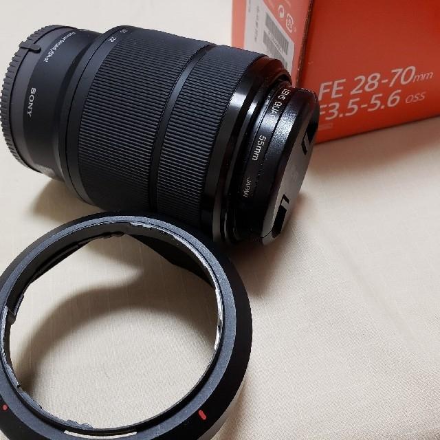 SONY(ソニー)のSONY フルサイズレンズ SEL2870 スマホ/家電/カメラのカメラ(レンズ(ズーム))の商品写真