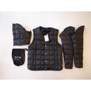 Engineered Garments - 新品未使用 TAION EXTRA タイオンエクストラ 黒 M Vネック