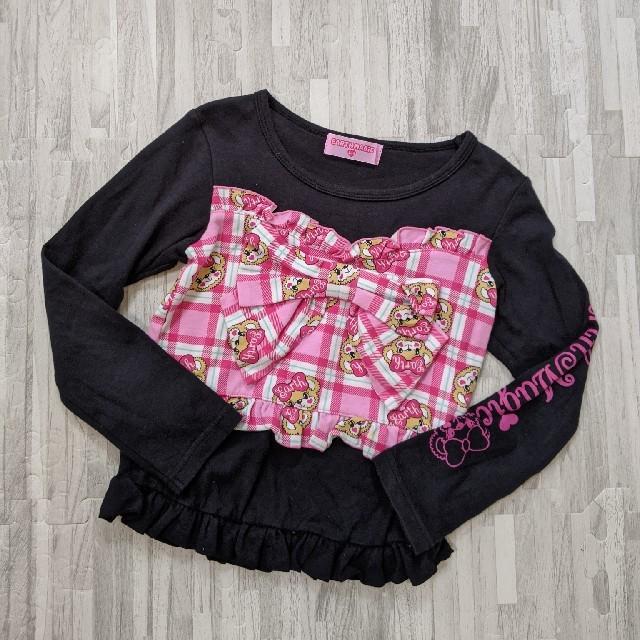 EARTHMAGIC(アースマジック)のEARTHMAGIC キッズ/ベビー/マタニティのキッズ服女の子用(90cm~)(Tシャツ/カットソー)の商品写真
