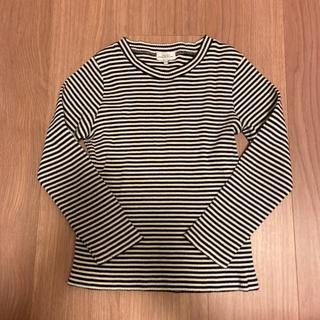 グリーンレーベルリラクシング(green label relaxing)のボーダーTシャツ(Tシャツ/カットソー)