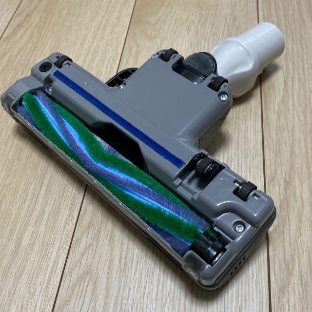 Panasonic(パナソニック)のパナソニック掃除機(MC-PA23G)床用ノズル(AMV85P-FK08) スマホ/家電/カメラの生活家電(掃除機)の商品写真