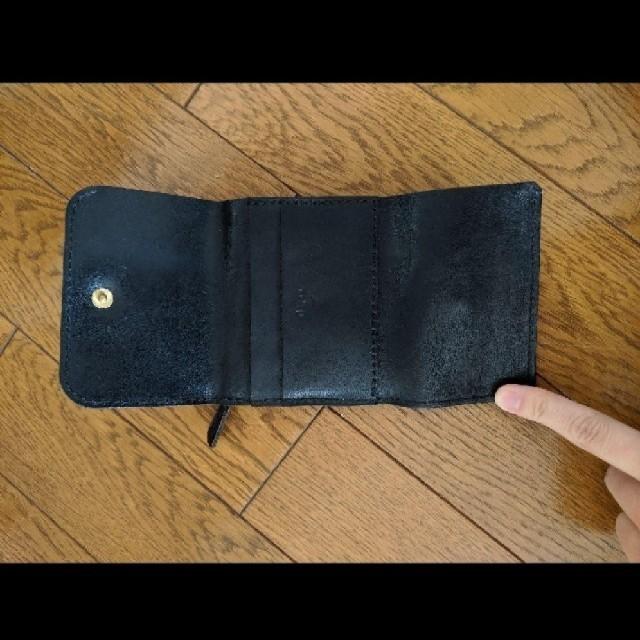 HERZ(ヘルツ)のHERZ ヘルツ organ オルガン  小型財布(GS-8) 折り財布  メンズのファッション小物(折り財布)の商品写真