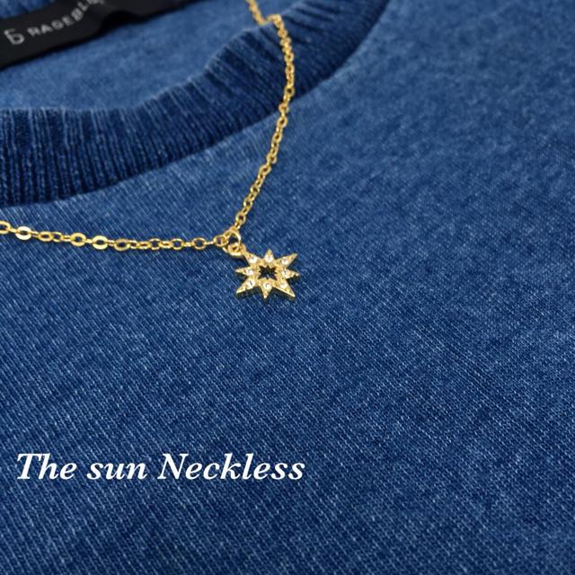 太陽神 ネックレス メンズネックレス メンズ ネックレス 太陽  メンズのアクセサリー(ネックレス)の商品写真