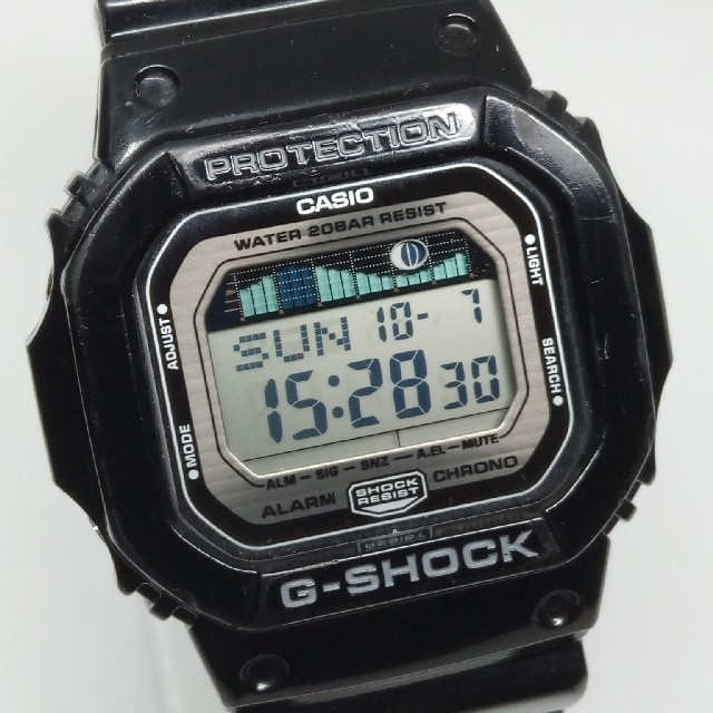 G-SHOCK(ジーショック)のタイドグラフ G-LIDE GLX-5600-1JF G-SHOCK メンズの時計(腕時計(デジタル))の商品写真