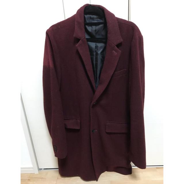 RAGEBLUE(レイジブルー)のレイジブルー チェスターコート メンズのジャケット/アウター(チェスターコート)の商品写真