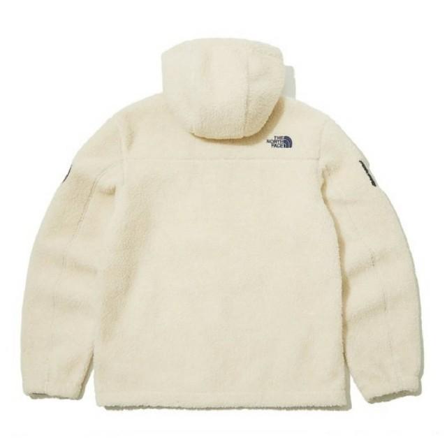 THE NORTH FACE(ザノースフェイス)のノースフェイスホワイトレーベル リモ フリースフードジャケット XL メンズのジャケット/アウター(ブルゾン)の商品写真
