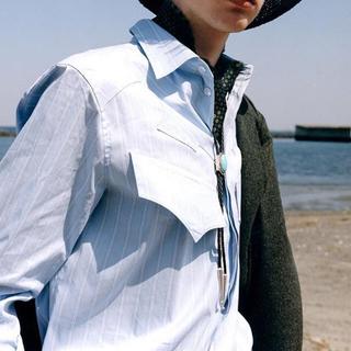 トーガ(TOGA)のjunweilin ウエスタンシャツ(シャツ)