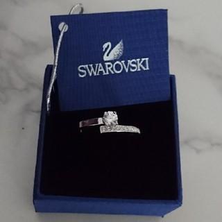 スワロフスキー(SWAROVSKI)の専用、新品【SWAROUSKI】FreshRingフレッシュリング(リング(指輪))