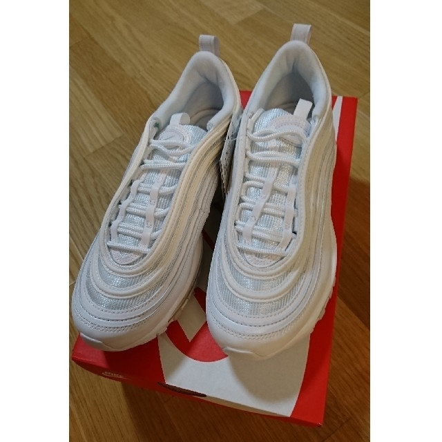 NIKE(ナイキ)のNIKE ナイキ エアマックス97 24センチ レディースの靴/シューズ(スニーカー)の商品写真