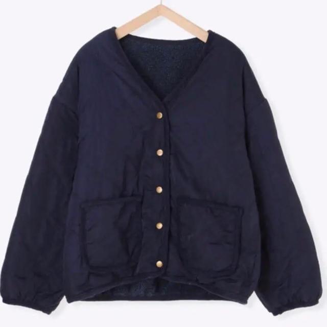 SM2(サマンサモスモス)の☆新品エヘカソポ ボアブル☆ レディースのジャケット/アウター(ブルゾン)の商品写真