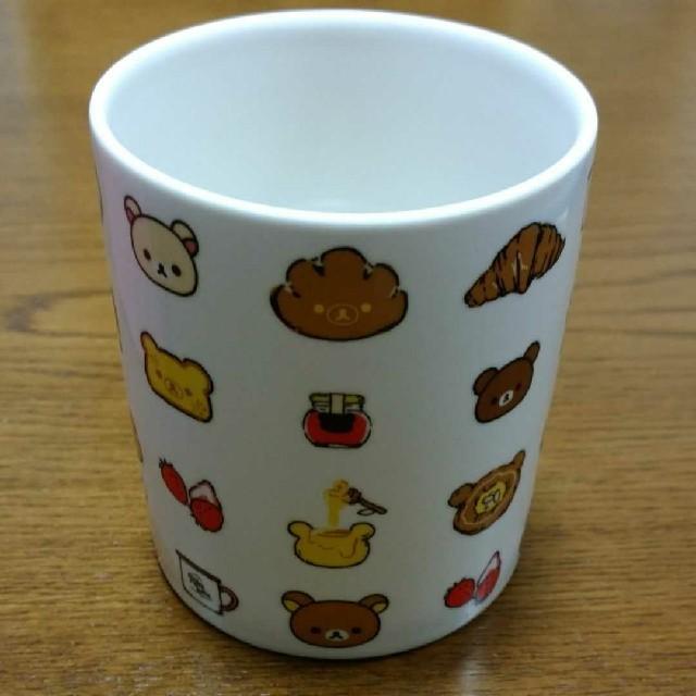 サンエックス(サンエックス)のリラックママグカップ2個 エンタメ/ホビーのおもちゃ/ぬいぐるみ(キャラクターグッズ)の商品写真