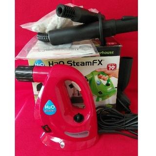 未使用、H2O  SteamFX(掃除機)