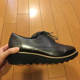クラークス(Clarks)のクラークス 新品 紐靴(ローファー/革靴)