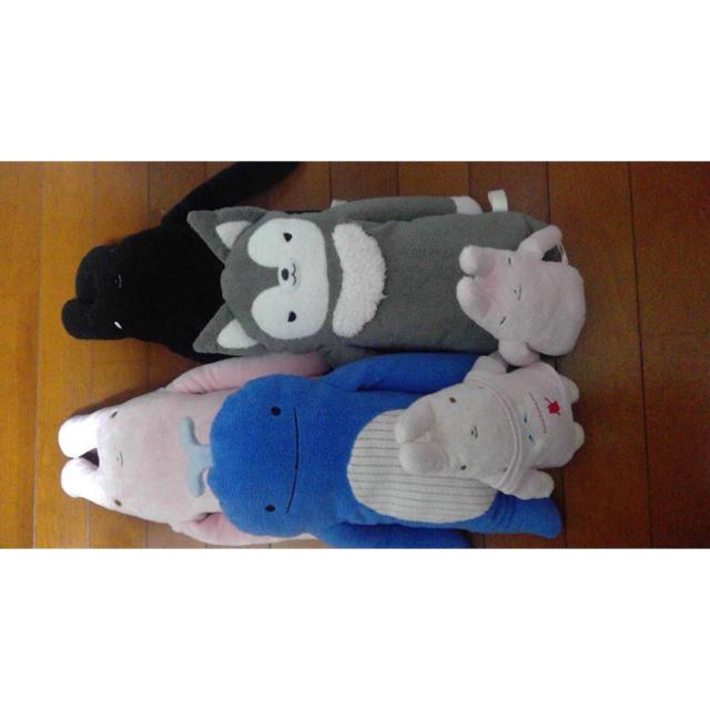 ふもふもさん  エンタメ/ホビーのおもちゃ/ぬいぐるみ(キャラクターグッズ)の商品写真